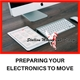 Preparing Your Electronics to Move