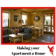 Make an Apartment Feel Like Home