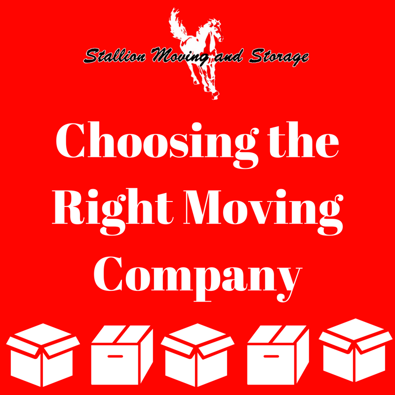 Choosing the Right Moving Company