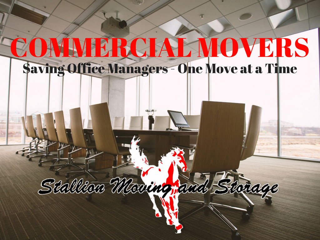 Commercial Movers - Saving Office Managers